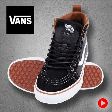 Buty Vans