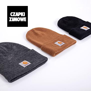 Bogata oferta czapek zimowych