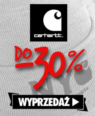 Wyprzedaż zimowa Carhartt do -30%