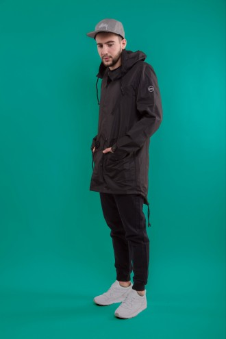 drop#3 - Backyard Cartel ATHL Long parka + Asics Gel Lyte + Czapka Stussy