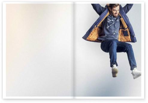 Iriedaily fw2015 - Kurtki zimowe Lookbook