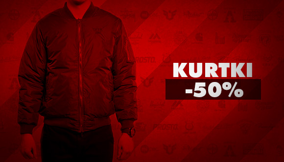 Kurtki - summer sale -30%