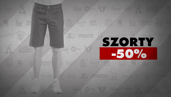 szorty - summer sale -30%