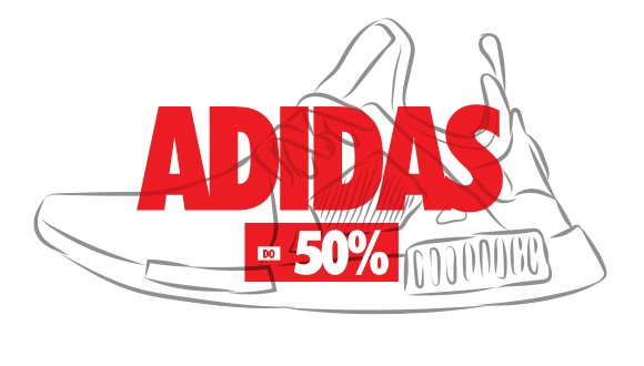 Adidas. Sneaker Sale do -50%