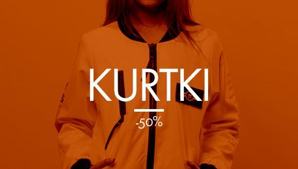 Summer Sale do -50% - Kurtki
