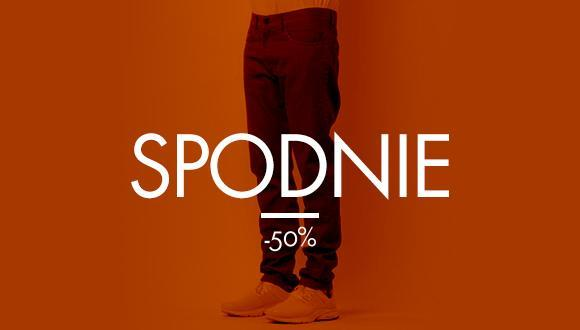 Summer Sale do -50% - Spodnie