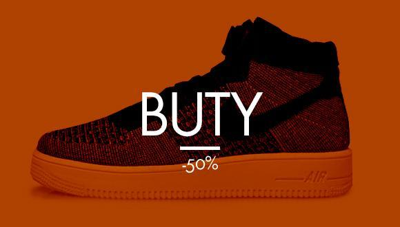 Summer Sale do -50% - Buty