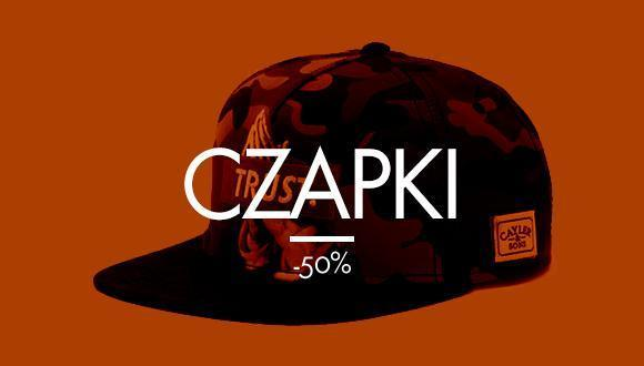 Summer Sale do -50% - Czapki