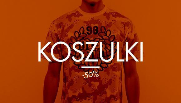 Summer Sale do -50% - Koszulki