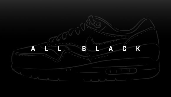 Sneakers - ALL BLACK