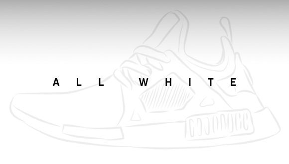 Sneakers - ALL WHITE