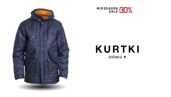 Mid Season Sale -30% - Kurtki