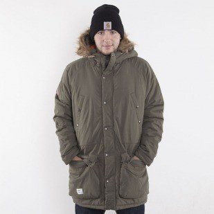 Addict jacket Ice Station olive