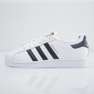 Adidas Superstar white / black (C77124)
