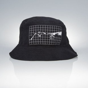 Admirable Hi5 Bucket Hat black