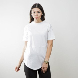Admirable t-shirt Simply white