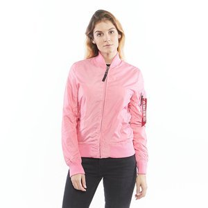 Alpha Industries Bomber Jacket MA-1 TT pink WMNS