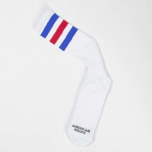 American Socks American Pride - Knee High white / blue - red - blue
