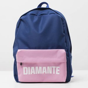 Backpack Diamante Three navy / pink