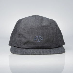 Backyard Cartel BYC 5 Panel Cap chambray