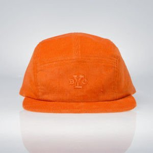 Backyard Cartel BYC 5 Panel Cap orange