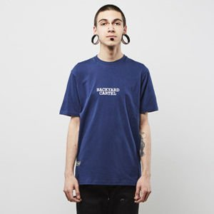 Backyard Cartel Big T-Shirt Cartel navy SS2017