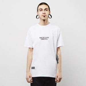 Backyard Cartel Big T-Shirt Cartel white SS2017