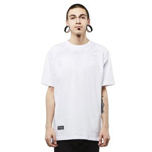 Backyard Cartel Big T-Shirt Shadow white SS2017