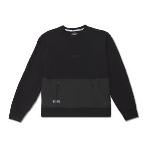 Backyard Cartel Crewneck Corp black FW2017