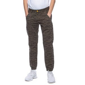 Backyard Cartel  Jogger Pants  jogger fit terra khaki