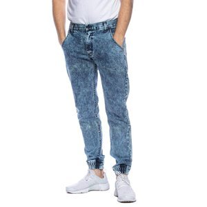 Backyard Cartel Joggers Easy light acid wash