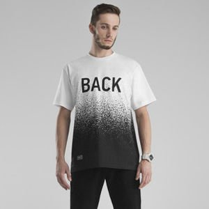 Backyard Cartel T-shirt Fade white / black