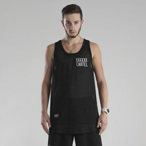 Backyard Cartel Tank top Transition black