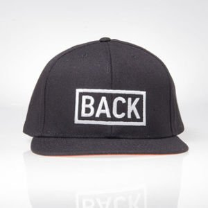Backyard Cartel cap snapback Inset black