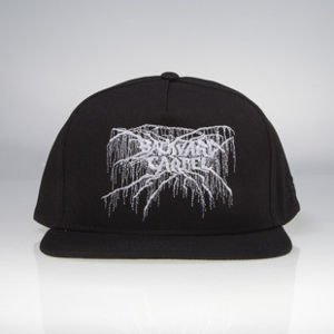 Backyard Cartel snapback cap Nordkapp black