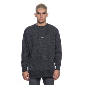 Backyard Cartel sweatshirt Mineral Crewneck dark gery heather QUICKSTRIKE