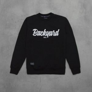 Backyard Cartel sweatshirt Neat Crew black