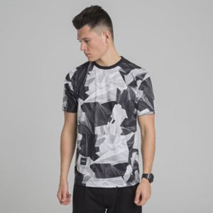 Backyard Cartel t-shirt Paper Camo multicolor