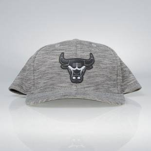 Cap Mitchell & Ness snapback Chicago Bulls black Slub Flexfit 110