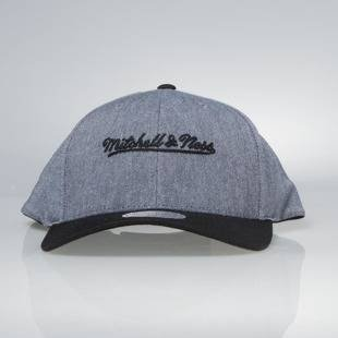 Cap Mitchell & Ness snapback M&N Own Brand grey / black Link Flexfit 110