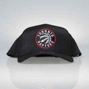 Cap Mitchell & Ness snapback Toronto Raptors black Team Logo High Crown Flexfit 110
