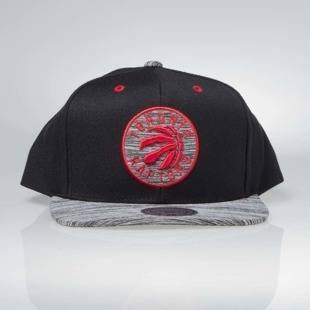 Cap Mitchell & Ness snapback Toronto Raptors black / red Motion