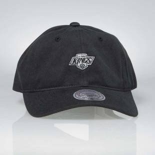 Cap Mitchell & Ness strapback Los Angeles Kings black Chukker