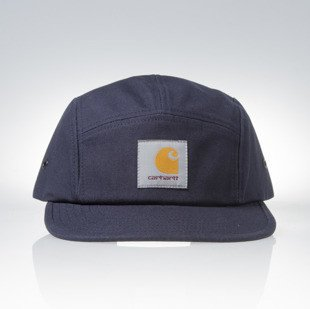 Carhartt 5panel Backley Cap navy