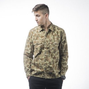 Carhartt L / S Mission Shirt camo outdor