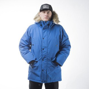 Carhartt WIP Anchorage Parka imperial blue