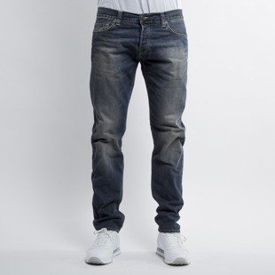Carhartt  WIP Buccaneer Pant Hanford blue coast washed