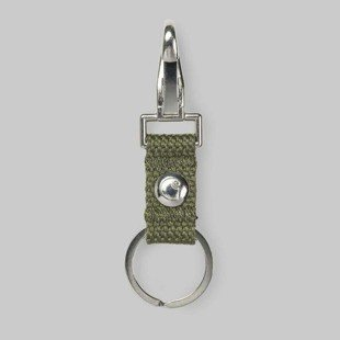 Carhartt WIP Camp Keyholder rover green