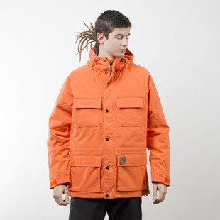 Carhartt WIP Mosley Jacket orange