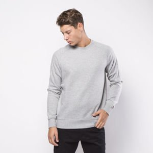 Carhartt WIP crewneck Holbrook Sweat grey heather